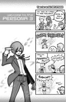 GSW Comic 26 - Persona 3 by PersonaSama