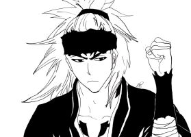 Renji Abarai  #3 Request by MetalDBN