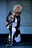 Kingdom Hearts - Roxas Rising by rescend