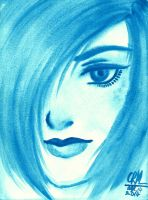 Blue Paint by Gresta-GraceM