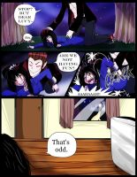 i eat pasta for breakfast pg.62 by Chibi-Works