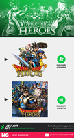 Dragon Quest Heroes - Icon by Crussong