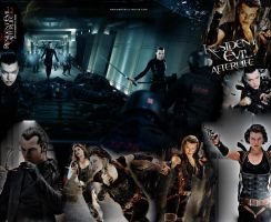 Resident Evil: Afterlife by Naids