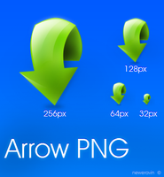 Arrow Icon by neweravin