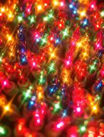 christmas lights by photoamateur77