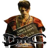 Devil May Cry Reboot Dock Icon 3 by Rich246