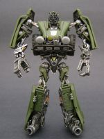 Landmine GI Joe AWE Striker 2 by Jin-Saotome