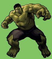 Hulkallo! by hugohugo