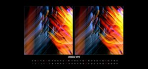 2013 calender sheet october by 2-03