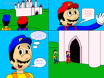 Super Mario Bros Lotsh Prologue Part 12 by JPLover764