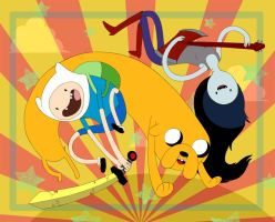Adventure Time by FindChaos