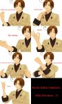 MMD - Learn some Italian gesture... by Ayumichigolove