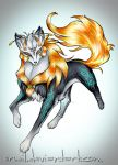 Wolf Midna by erwil