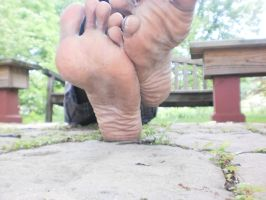 Lick My Soles! by Nomadl3