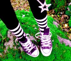 converses by junkypills