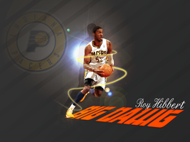 Roy Hibbert Big Dawg Wallpaper by 1madhatter