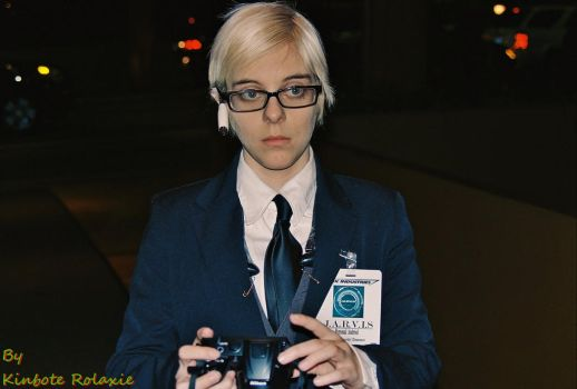 Jarvis by Kinbote-Rolaxie