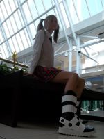 Maka Albarn Cosplay 2 by disasterbynature