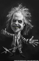 Beetlejuice by Mecho