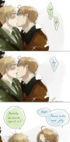 Guess My Flavour [UsUk/APH] by RavenMushroom