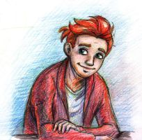 Phillip J. Fry by Demona-Silverwing