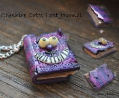 Cheshire Cat's Lost Journal by songinthesnow