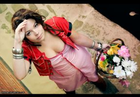Aerith - The Early Days by Emzone