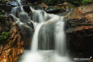 Slow Motion on the Rocks by mjohanson