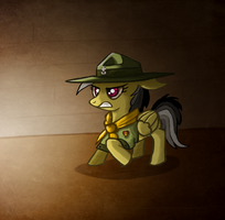 The Young Daring Do by sevoohypred
