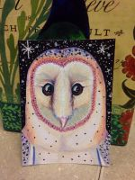 ACEO: Stars In Your Eyes by DanielleMWilliams