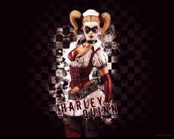 Harley Quinn Wallpaper by Cre5po