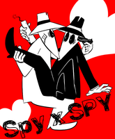 SvS : SPY x SPY by karaage98