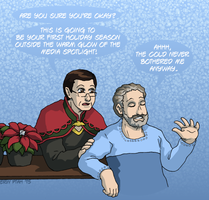 The cold never bothered Jon anyway by ErinPtah