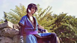 Akatsuki no Yona: Young Hak 2 by J-JoCosplay