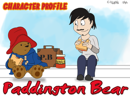 Mr Coat - Character Profile: Paddington Bear by qwertypictures