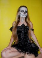 STOCK_38.6_Skeleton Goddess by Bellastanyer-STOCK