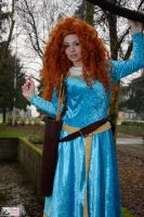Merida - Arrow Contest Version by TaionKCosplay