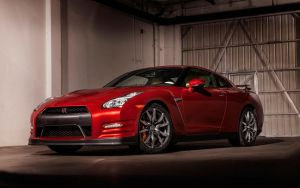2015 Nissan GT-R by ThexRealxBanks