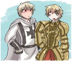 aph - teuton and albion by galacta
