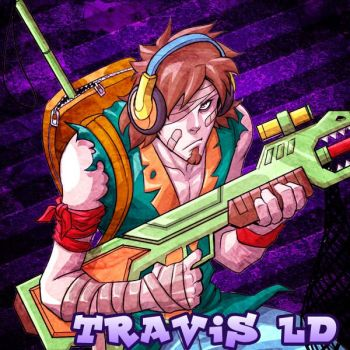Travis Ld Avatar (Urban Rivals) by D0uble-C