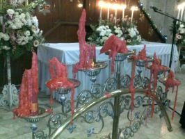 Candles by auliaputri