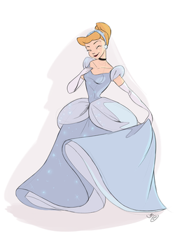 Cinderelly by DisneyJAM