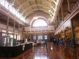Melbourne Exhibition Building 12 by LuchareStock