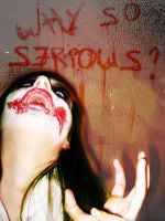Why So Serious? - Going Insane by xMysticDreamer