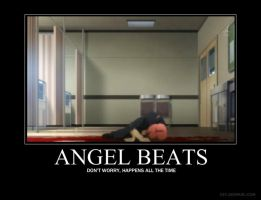 Angel Beats by Fanwi