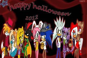 happy hallowen 2012 by cristinathehedgehog