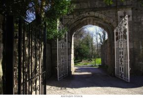 Castle Grounds 06 by AnitaJoy-Stock