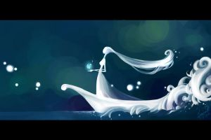 Will o' the Wisp by Tirael