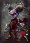 Zombie Mickey by inter666