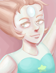 Pearl  by torchickn